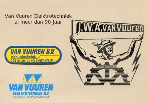 logos al 90 jaar