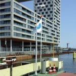 Veeraanlanding te Amsterdam van vuuren elektrotechniek